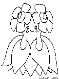 Bellsprout Coloring Page