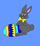 bunnyegg2- picture of easter bunny