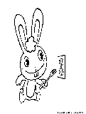 Cuddles Happytreefriends Coloring Page