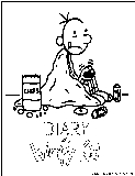 diary of a wimpy kid coloring page - more cartoons coloring pages free printable colouring