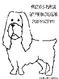 Englishspringerspaniel Coloring Page