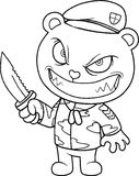 happy tree friends coloring pages - photo#18