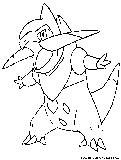 fraxure coloring pages - photo#18