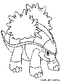 grotle coloring pages | Ivysaur Coloring Page
