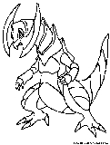 fraxure coloring pages - photo#45