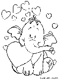 heffalump coloring pages - photo#26