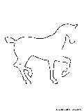 Horse Coloring Page5