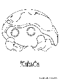 Water pokemon coloring pages free printable colouring for kids for Water pokemon coloring pages