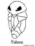 Beedrill Coloring Page