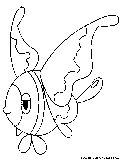 Lapras coloring page for Water pokemon coloring pages