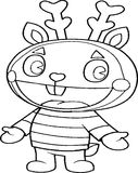 Mime Coloring Page