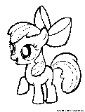 mylittlepony applebloom