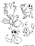 Pokemontailspin Coloring Page