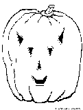 Pumpkin Coloring Page1