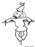 Pumpkin Coloring Page3