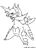 samurott coloring page