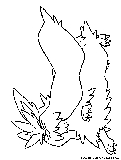 stantler pokemon coloring pages - photo#26
