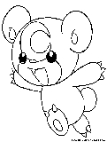 Normal Pokemon Coloring Pages Free Printable Colouring