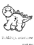 coloring pages of webkinz - photo#34