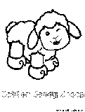 Webkinz Coloring Pages