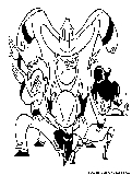 zatch bell coloring pages | More Cartoons Coloring Pages - Free Printable Colouring ...