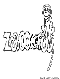 Zoboomafoo Coloring Pages  Coloring Pages Ideas  Reviews