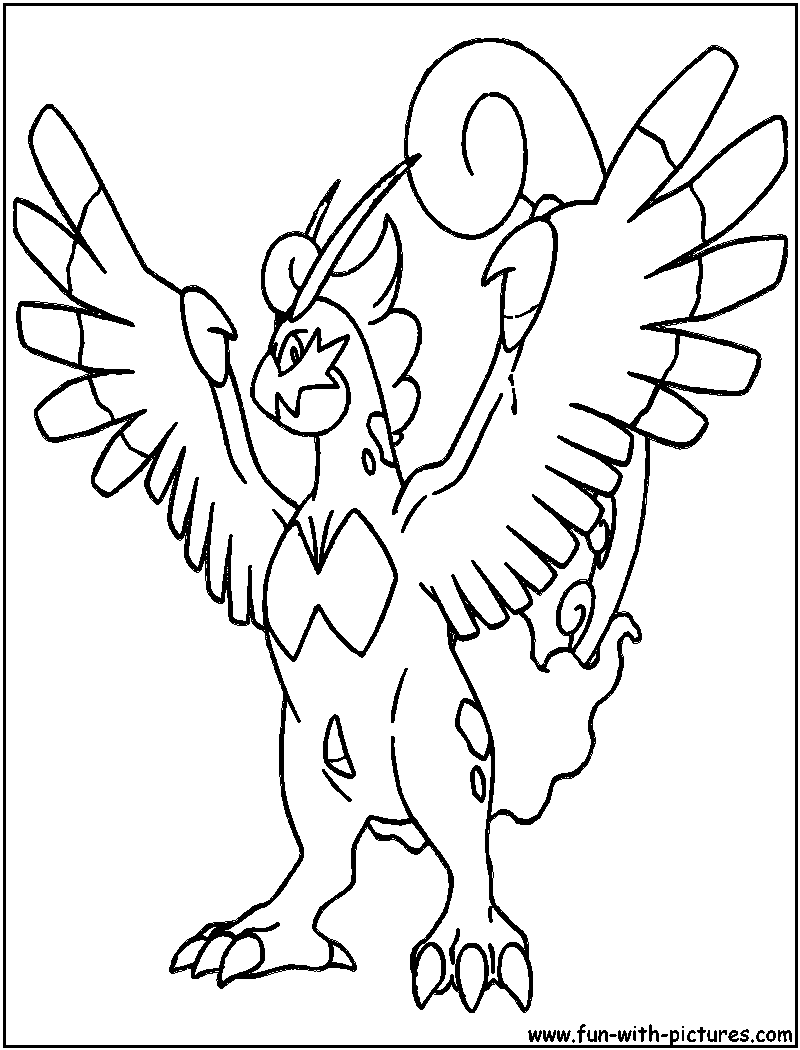 tornadus therian coloring page