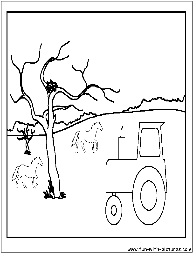 tractor tom coloring pages - photo#19