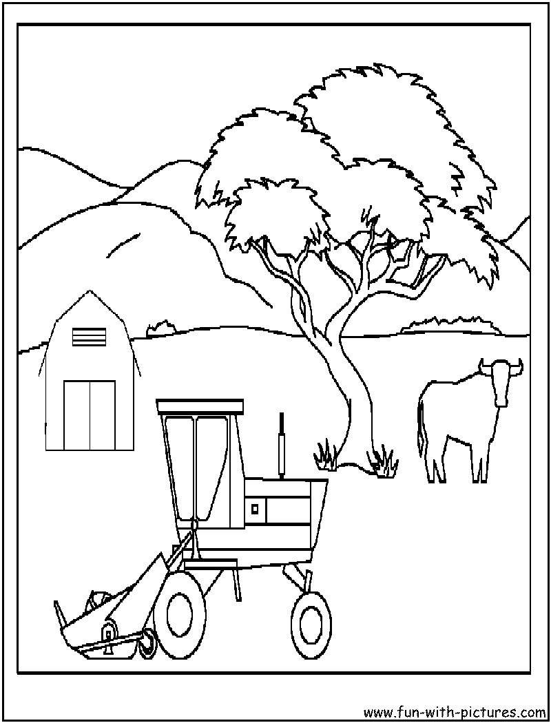tractor tom coloring pages - photo#29