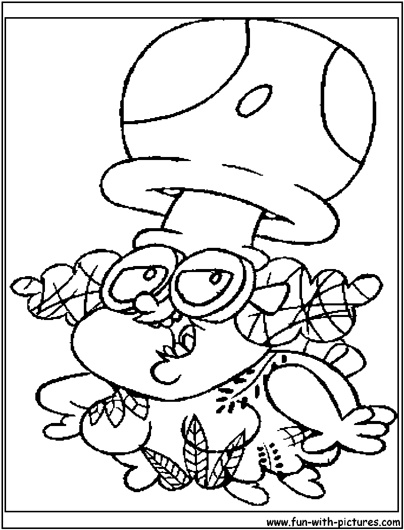 flapjack and chowder coloring pages - photo#15