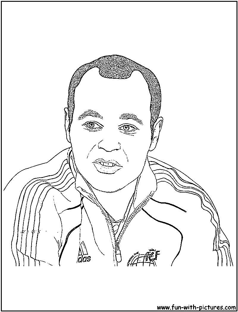 Celebrity Coloring Pages Free