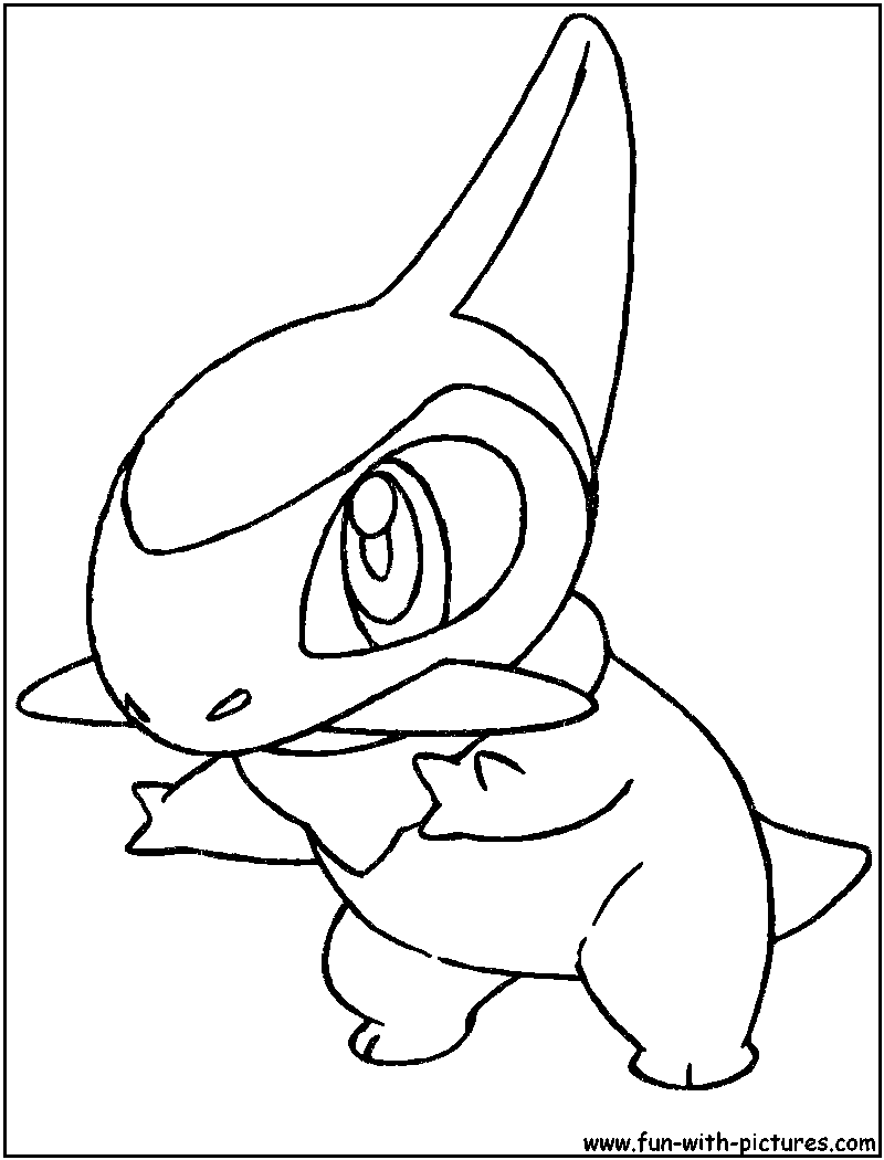 Dragon Pokemon Coloring Pages