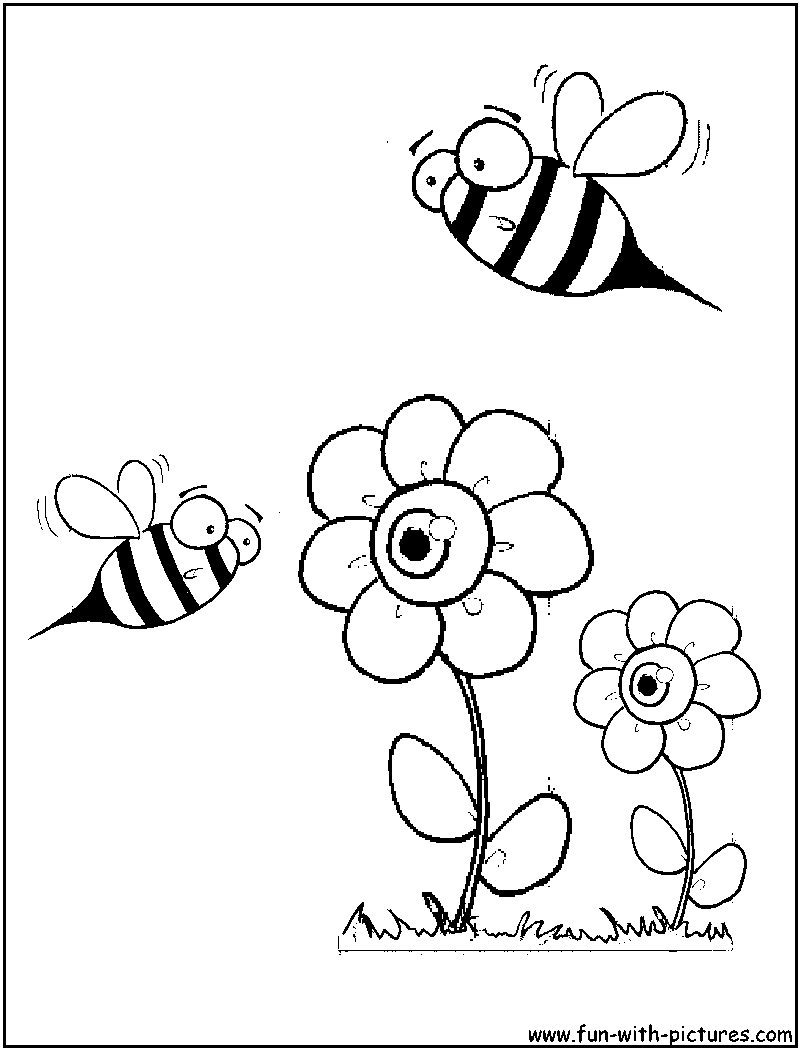 Flowers Coloring Pages Free Printable Colouring Pages For Kids To Print And Color In