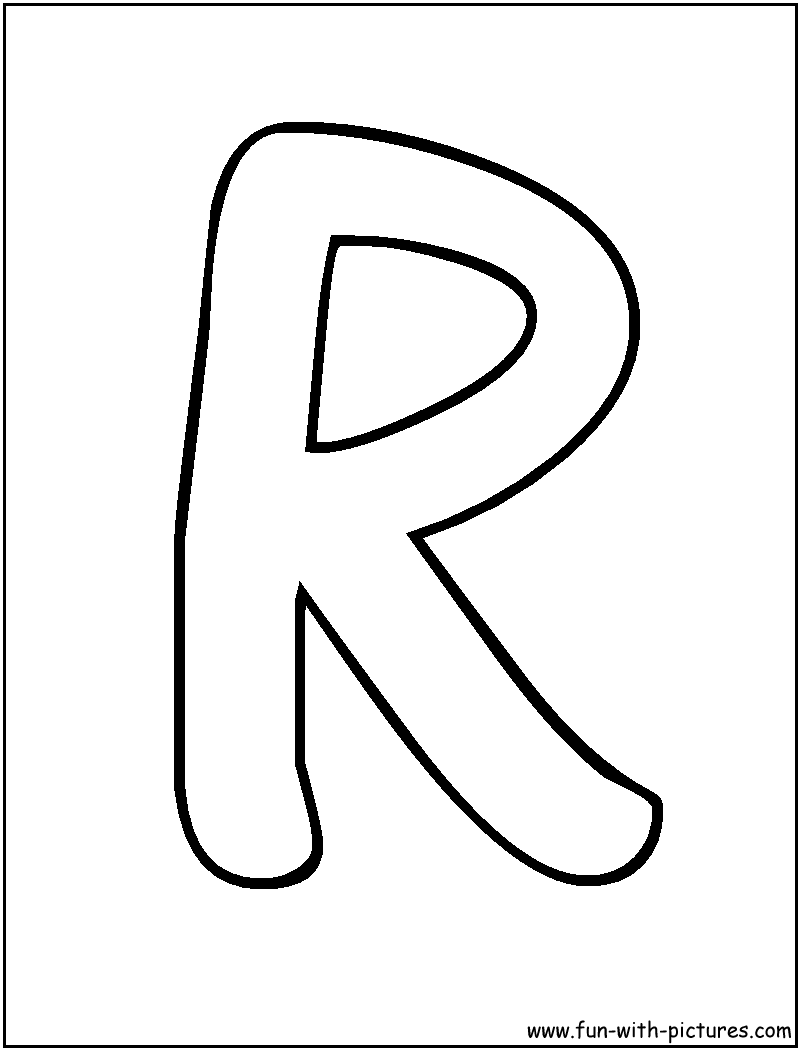Big letter E - Simple alphabet | Easy coloring alphabet for toddlers | 1050x800