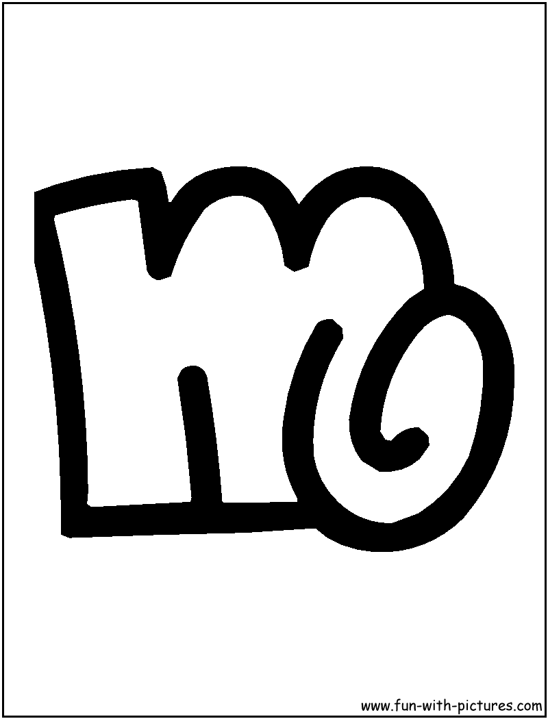 m in bubble letters fresh m letter cover letter examples 34045