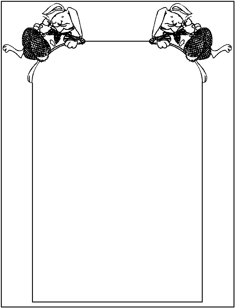 Borders Coloring Pages Free Printable Colouring Pages For Kids To Print And Color In