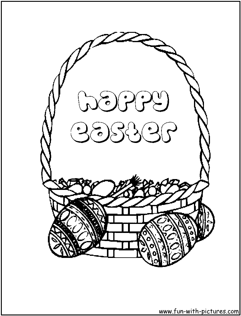 Easter Coloring Pages - Free Printable Colouring Pages for ...