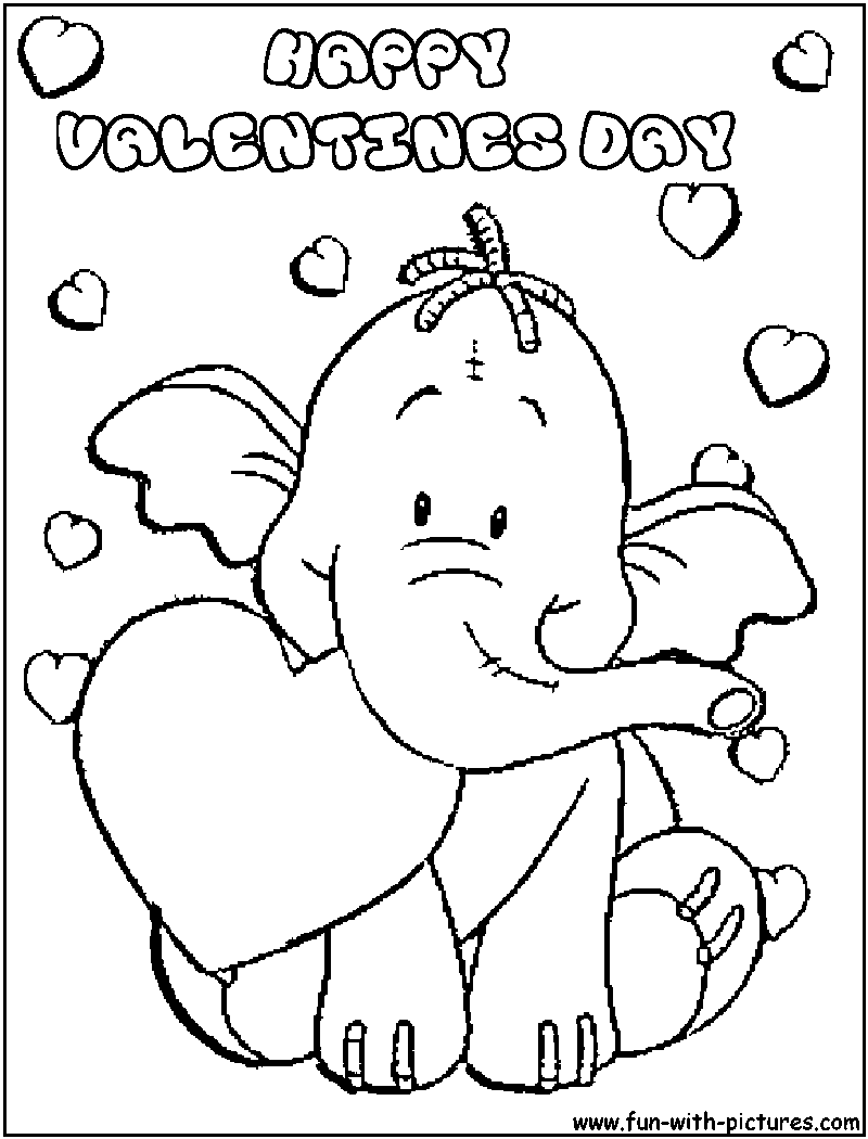 halloween heffalump coloring pages - photo#9