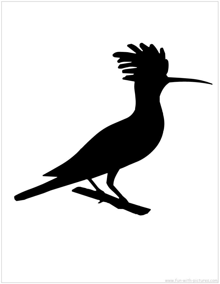 Birds Silhouettes Free Printables