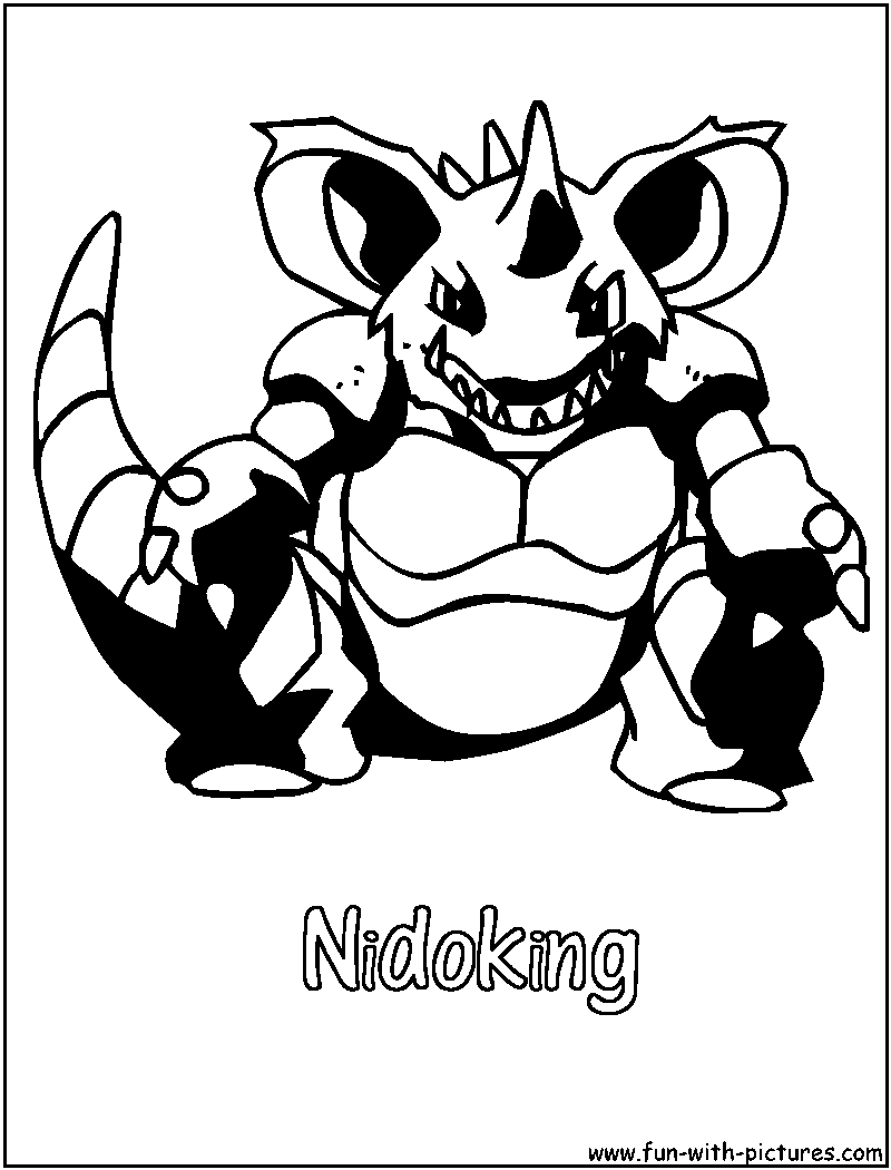 pokemon muk coloring pages - photo#30