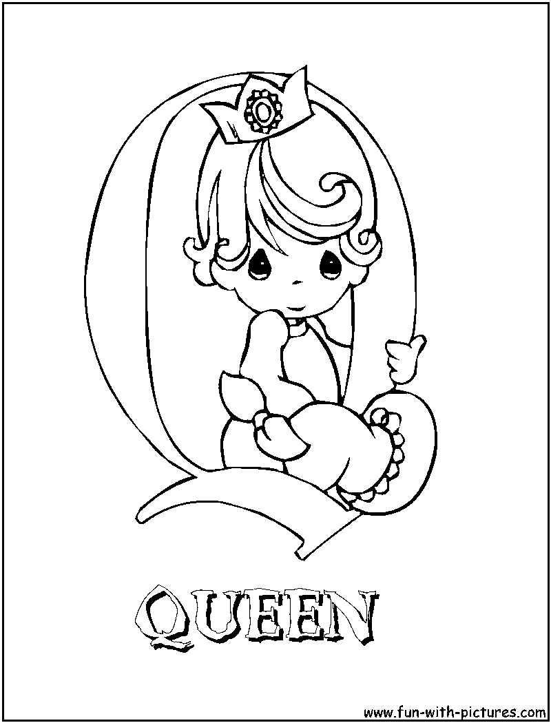 Free Printable Precious Moments Coloring Pages For Kids | Precious ... | 1050x800