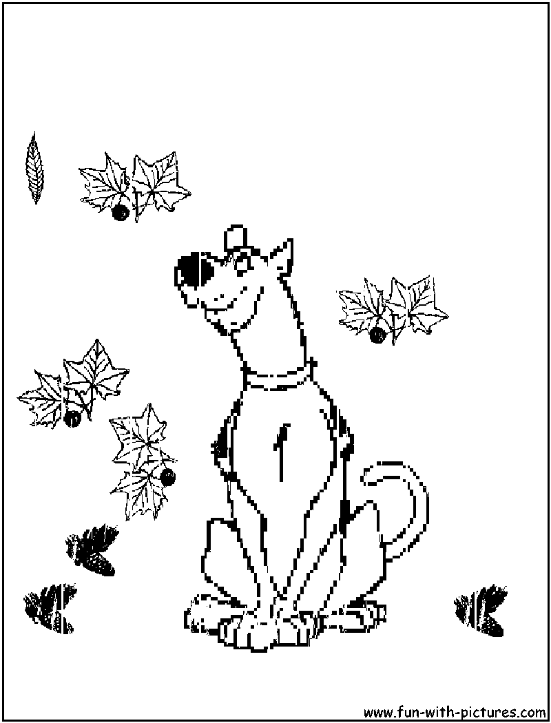 Scoobydoo Coloring Pages - Free Printable Colouring Pages for kids ...