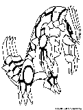 ground pokemon coloring pages - photo#47