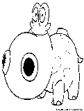 ground pokemon coloring pages - photo#37