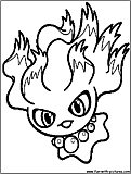 Ghost Pokemon Coloring Pages - Free Printable Colouring ...
