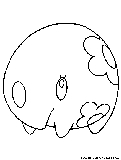 Psychic Pokemon Coloring Pages - Free Printable Colouring ...