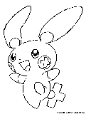 Electric Pokemon Coloring Pages - Free Printable Colouring ...
