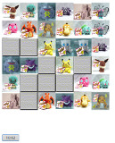 pokemon pictures memory game