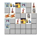 Winnie the Pooh pictures memory game