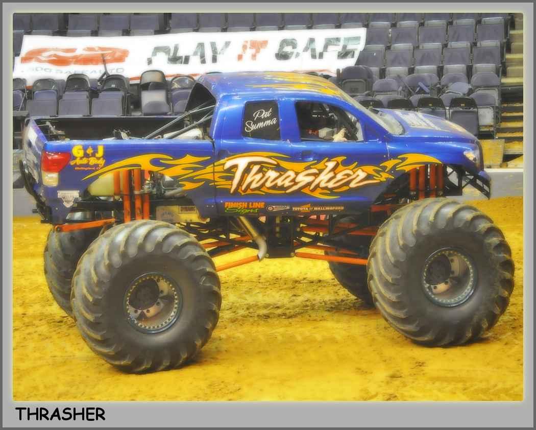 Thrasher Monster Truck